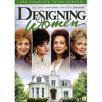 Designa kvinnor: Säsong 3 [DVD] USA import