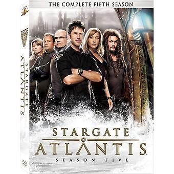 Stargate Atlantis: Season 5 [DVD] USA import