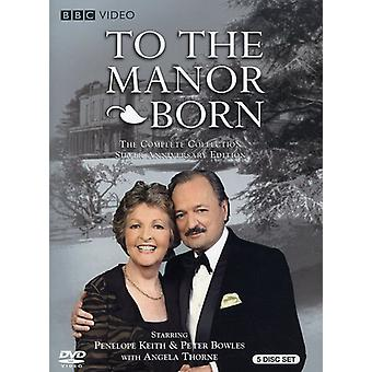 To the Manor Born: The Complete Collection (Silver Anniversary Edition) [DVD] USA import