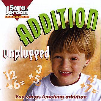 Sara Jordan Publishing - Addition Unplugged [CD] USA import