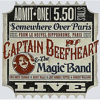 Captain Beefheart & His Magic Band - Le Nouvel Hippodrome Paris 1977 [CD] USA import
