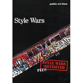 Style Wars [DVD] los E.e.u.u. la importación
