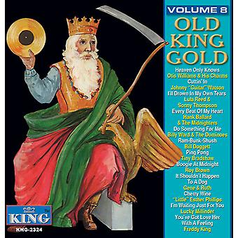 Old King Gold - Vol. 8-Old King oro [CD] USA importare