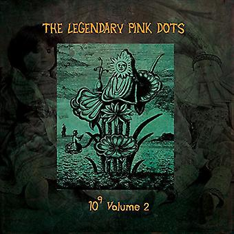 Legendary Pink Dots - Legendary Pink Dots-10 to the Power of [Vinyl] USA import