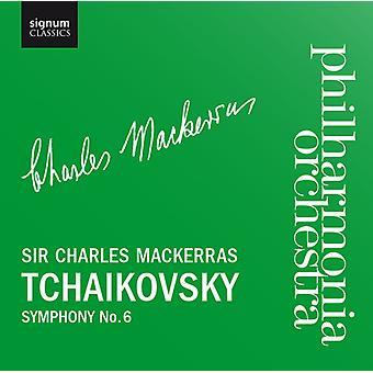 P.I. Tchaikovsky - Tchaikovsky: Symphony No. 6 [CD] USA import