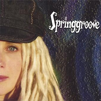 Springgroove - Springgroove [CD] USA import