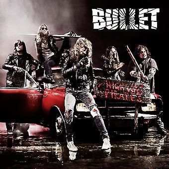 Bullet - motorvejen pirater [CD] USA importerer