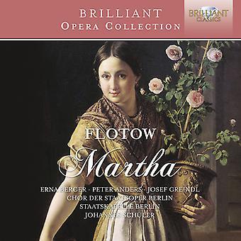 Friedrich Von Flotow - Flotow: Martha [CD] USA import