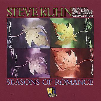 Steve Kuhn - sæsoner af Romance [CD] USA import