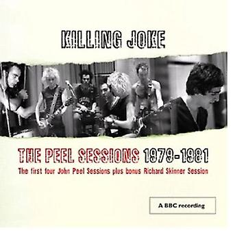 Killing Joke - Peel Sessions 1979-81 [CD] USA import
