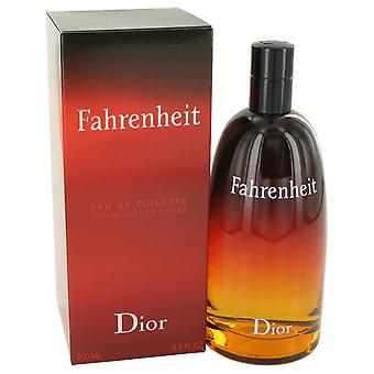Christian Dior Men Fahrenheit Eau De Toilette Spray By Christian Dior