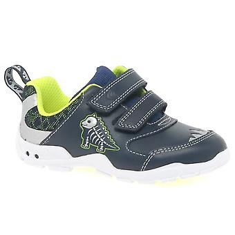 Clarks Brite Rex Boys First Sports Shoes