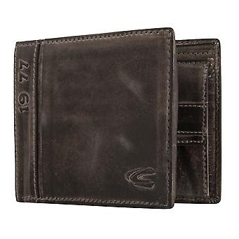 Camel active mens wallet portefeuille sac à main noir 6342