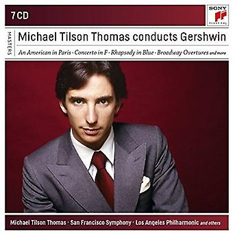Michael Tilson Thomas - Conducts Gershwin [CD] USA import