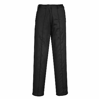 sUw - Damen Gummizug Workwear Trouser