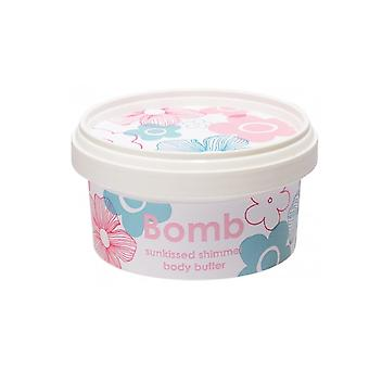Bom cosmetica Bomb Cosmetics Sunkissed Shimmer Body Butter 210ml