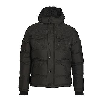 883 POLICE Mead Padded Men's Jacket | Jet Black