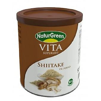 Naturgreen Shitake Bote 100g Bio Vita Superlife (Vitamine e supplementi , Funghi)