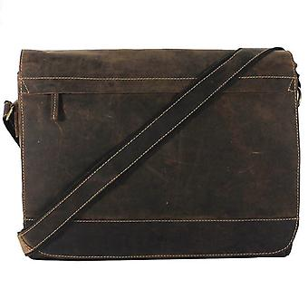 Greenburry Vintage Laptop Bag 1766B-25