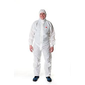 3M 4530W2 3M 5/6 Xx/Large Fire Resistant Coverall White Type