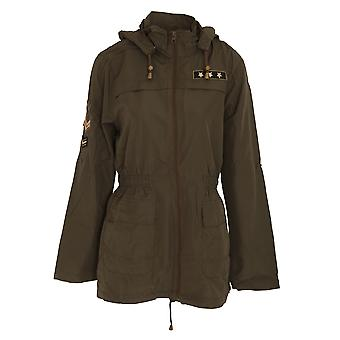 Brave Soul Womens/Ladies Zip Up Jacket