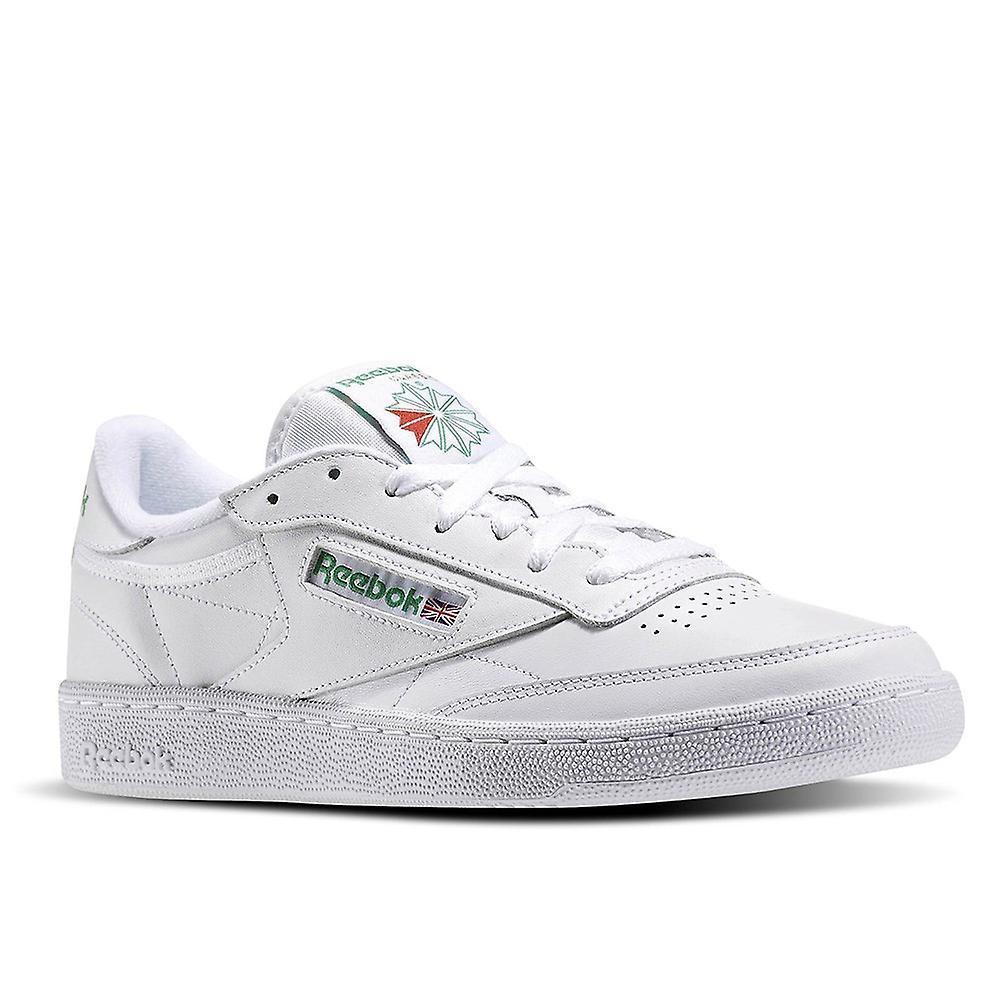 Reebok Club C White AR0456 universal all year men shoes