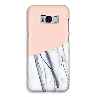 Samsung Galaxy S8 Full ut fallet - en touch av persika