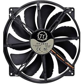 PC fan Thermaltake CL-F015-PL20BL-A Black (W x H x D) 200 x 200