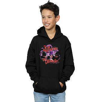 DC Comics Boys Batman TV Series The Penguin Aristocrat Hoodie