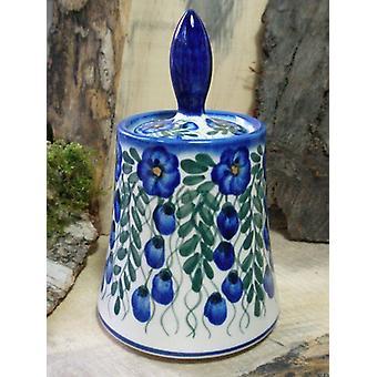 Azúcar / jam jar, 44 - vajilla de cerámica de Bunzlau - BSN 6532