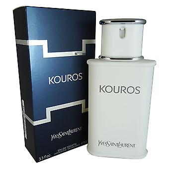 Kouros for Men by YSL 3.3 oz EDT Spray