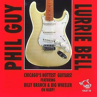 Guy/Bell - Chicago's Hottest Guitars [CD] USA import