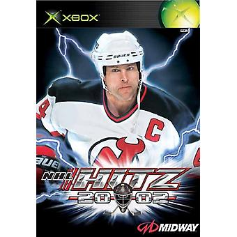 NHL Hitz 2002 - Factory Sealed