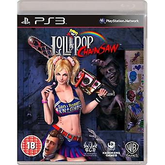 Lollipop kettingzaag (PS3)