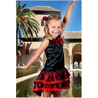 Kinder Kostüme Mädchen Spanierin Dolores