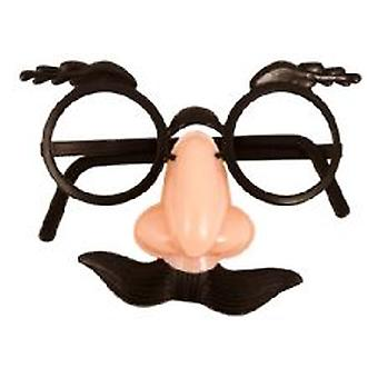 Plastic Groucho Glasses