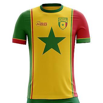 2018-2019 Senegal Third Concept Football Shirt