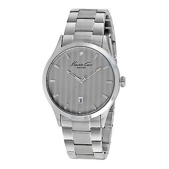 Kenneth Cole New York men's wrist watch analog stainless steel 10018749 / KC9368