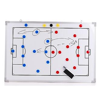 Magnetic tactic Board 90x60cm incl. accessories