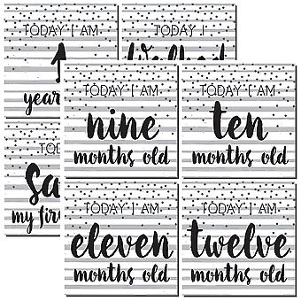 Modern Baby Double-Sided Cardstock 12