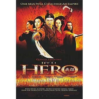 Hero Movie Poster (11 x 17)