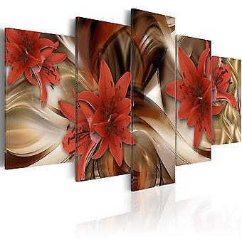 Canvas Print - Flower Nebula