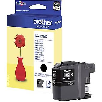 Brother tinta LC-121BK Original LC121BK negro