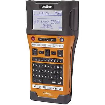 Label printer Brother P-TOUCH E550WVP Suitable for scrolls: TZe, HSe