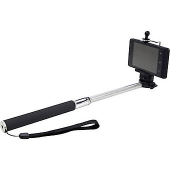 Selfie stick Dicota Plus 8.5 cm Black, Silver