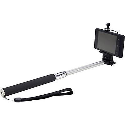 Selfie stick Dicota Plus 8,5 cm zwart, zilver