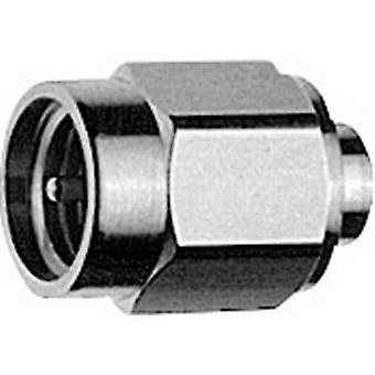 SMA connector Plug, straight 50 Ω Telegärtner J01150A0121 1 pc(s)