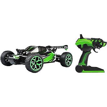 Amewi 22213 Storm D5 1:18 RC model car for beginners Electric Buggy 4WD Incl. batteries and charger