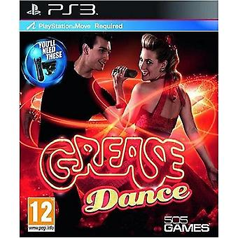 Grease Dance Move PS3-Spiel