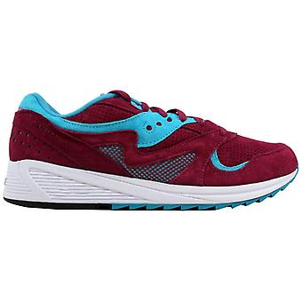 Saucony Grid 8000 Merlot S70223-3 Men's